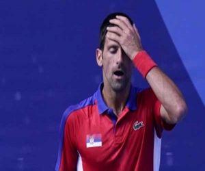 Novak Djokovic loses bronze medal match in men singles - Hindi News Portal