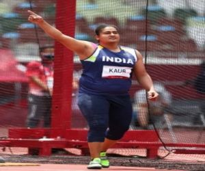 Athletics (Disc Throw) - Kamalpreet becomes the second Indian to reach the final, out of bounds - Hindi News Portal