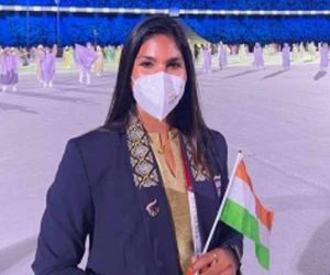 Olympics: Bhavani Devi campaign ends with loss in second round. - Hindi News Portal
