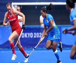 Olympics Women Hockey: Great Britain beat India 4-1 - Hindi News Portal