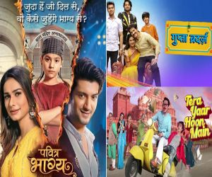 Pandemic dark shadow over TV shows - Hindi News