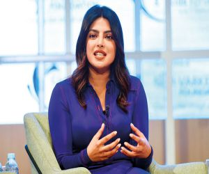 Priyanka Chopra recalls in autobiography she was advised a boob job - Hindi News
