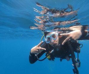 Priyanka Chopra gets wet in scuba diving pics - Hindi News