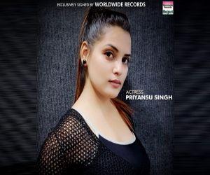 Worldwide Records signs actress Priyanshu Singh - Hindi News