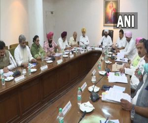 पंजाब के सीएम चरणजीत सिंह चन्नी की अध्यक्षता में कैबिनेट बैठक हुई