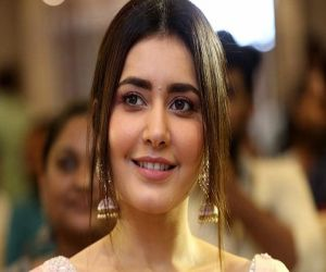 Raashi Khanna excited and nervous for her Rudra shoot - Hindi News