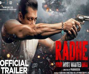 Salman Khan Radhe trailer release - Hindi News Portal