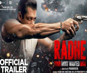 Radhe became the most watched film with 42 million views on various platforms! - Hindi News
