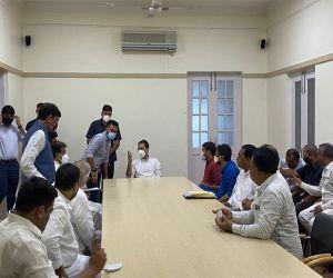 कन्हैया कुमार और गुजरात के विधायक जिग्नेश मेवाणी कांग्रेस में हुए शामिल