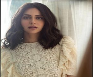 Rakul Preet singh starts fundraiser to help covid patients - Hindi News
