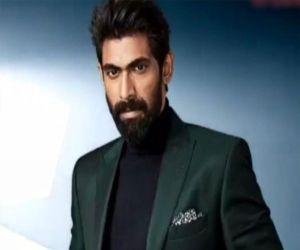 Rana Daggubati next film will be a supernatural thriller - Hindi News