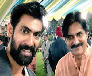 Rana Daggubati: Grateful for sharing screen with Pawan Kalyan - Hindi News