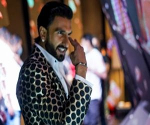 Ranveer sings praises of Ajay-Atul for The Big Picture music - Hindi News