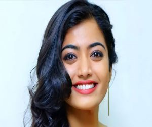 Rashmika parents almost could not believe she did work with Big B - Hindi News