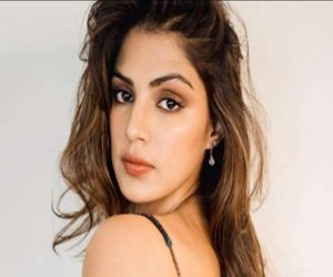 Rhea chakraborty is keeping the faith - Hindi News