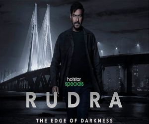 Ajay Devgn to make OTT debut with web series Rudra: The Edge Of Darkness - Hindi News