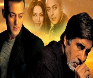 When Salman Khan Shared The Screen With Other Biggies But Shone Through - Hindi News