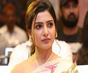 Samantha Ruth Prabhu files defamation suit against YouTube channels - Hindi News