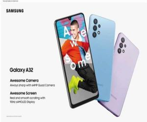 Samsung Galaxy A32 is now equipped with 64 MP quad camera in India - Hindi News