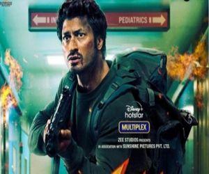Vidyut Jammwal-starrer Sanak to release on Disney plus Hotstar Multiplex - Hindi News Portal