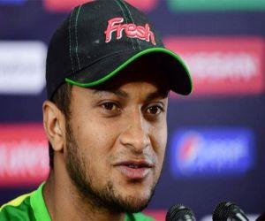 Shakib banned for 3 DPL games, fined for on-field misbehaviour - Hindi News Portal