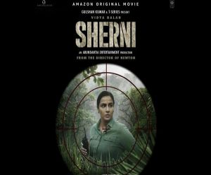 Vidya Balan-starrer Sherni to release digitally in June - Hindi News