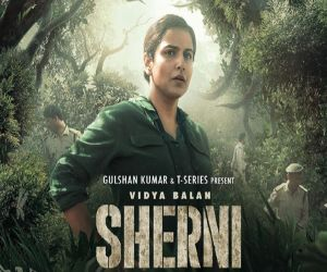 Amazon Prime Video released a special track before the film Sherni - Hindi News