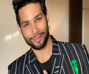 Siddhant Chaturvedi reveals the only film he wants to watch right now - Hindi News