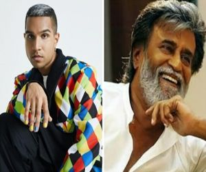 Singaporean rapper Yung Raja pays an ode to Rajinikanth in Spice Boy - Hindi News
