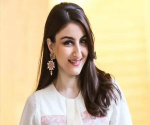 Soha Ali Khan wants a magic wand - Hindi News