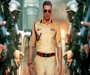 The passion to return to the cinema is slowly gaining momentum, the air is promoting Sooryavanshi - Hindi News