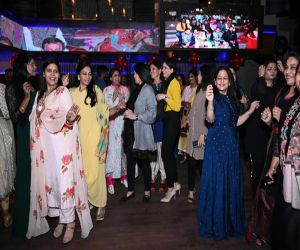 Members of the creation The Spark danced to the tunes of live music - Hindi News
