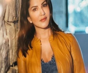 Sunny Leone, PETA India to donate 10,000 meals to Delhi migrant workers - Hindi News