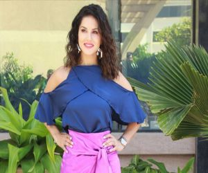 Huge need for today women to accept themselves: Sunny Leone - Hindi News