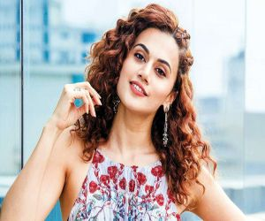 Taapsee Pannu set to return from Russia vacation - Hindi News