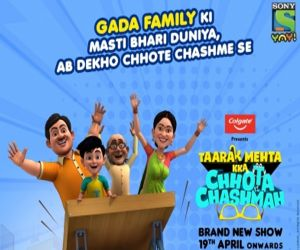 Taarak Mehta Kka Chhota Chashmah title track narrates antics of characters - Hindi News