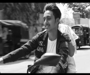 Alfaiz Khan launched with Tere Ishq Ne music video - Hindi News