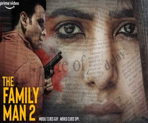 Manoj Bajpayee on The Family Man 2 controversy: We did never do anything to offend anyone - Hindi News