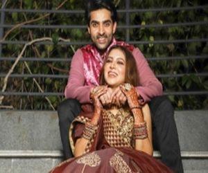 TV stars Ridhiema, Adhvik on why Karwa Chauth matters to both men and women - Hindi News