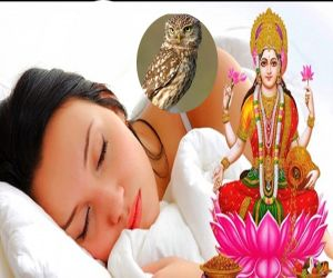 Seeing these things in dreams is considered auspicious, there will be no shortage of money by the grace of Maa Lakshmi - Hindi News