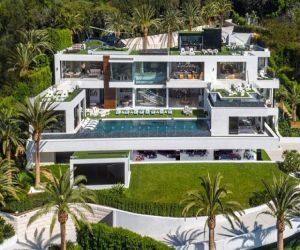 This is the world most expensive bungalow, you will be surprised to know the price, see photos - Hindi News