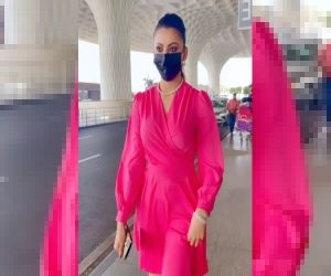 Urvashi Rautela: Follow Covid protocol amid festivities - Hindi News