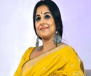 Vidya Balan on how each character she portrays teaches her something - Hindi News