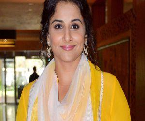 Vidya Balan: I did not set out to break stereotypes - Hindi News