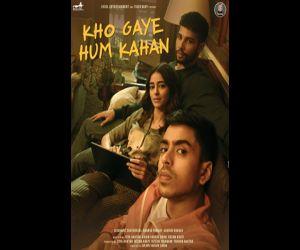 Ananya Pandey, Siddhant Chaturvedi and Adarsh Gaurav will be seen in Kho Gaye Hum Kahan - Hindi News
