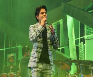 When Ankit Tiwari reminded Mika Singh of AR Rahman - Hindi News